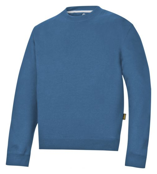 2810 Sweatshirt - Oceanblå
