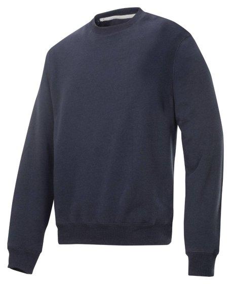 2810 Sweatshirt - Navy Blå
