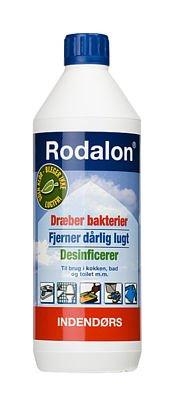 Rodalon til indendørs brug