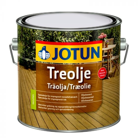 Jotun -  Jotun Træolie