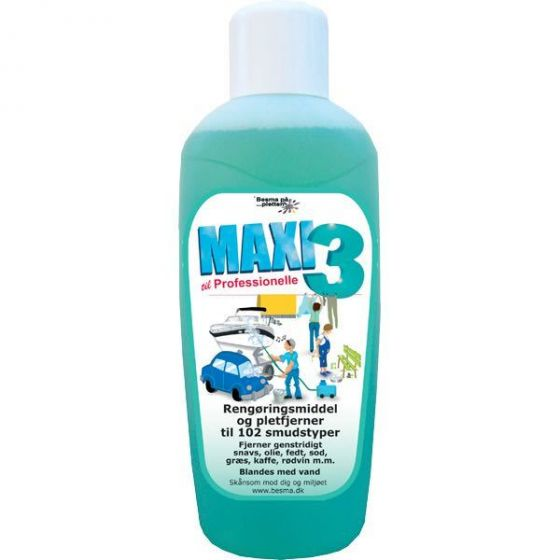Maxi 3 Grundrengøringsmiddel