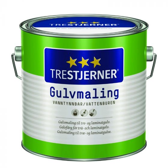 Jotun -  Trestjerner Gulvmaling Blank