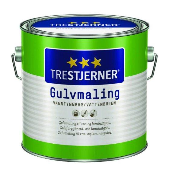 Jotun -  Trestjerner Gulvmaling Mat