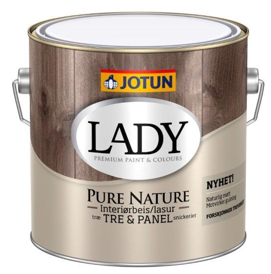 Jotun -  Lady Pure Nature Interiør