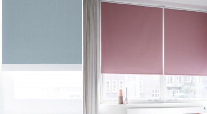 Varmereflekterende gardiner